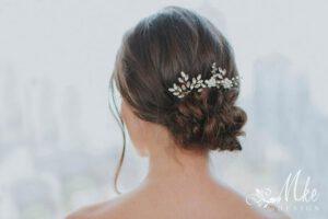 menyasszonyi hajdísz  b0c910bfa6